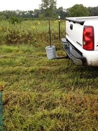 Build Your Own Receiver Hitch Barbed Wire Stringer Diy Metal Fabrication Com