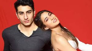 Ibrahim Ali Khan bullies sister Sara Ali Khan with a special face  expression and this pic is proof! | People News | Zee News