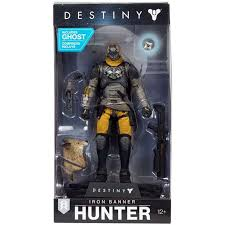 Mcfarlane Destiny Iron Banner Hunter Action Figure Blacksmith Shader With Celestial Nighthawk Helmet Walmart Com Walmart Com