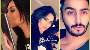 الدكتوره خلود تصبغ شعرها اسود وامين يفاجأها بالبوم صور خياااالي