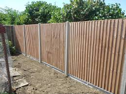 6ft Close Board Fencing Concrete Posts Gravel Boards 100 Supplied Fitted Garden Fence Panels Concrete Posts Modern Fence Panels