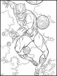 Kleurplaat Avengers Endgame 12
