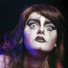 good and scary witch makeup looks