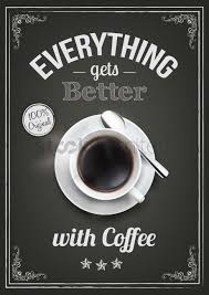 coffee design quote vector image stockunlimited