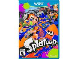Splatoon Nintendo Wii U Newegg Com