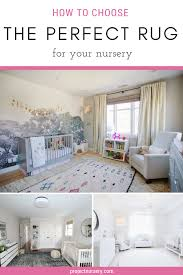 How To Choose The Perfect Rug For Your Nursery Project Nursery
