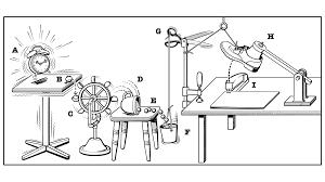 Rube Goldberg Machine - Vernier