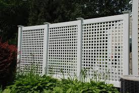 How To Use Permalatt Lattice As Privacy Fencing
