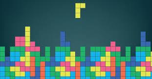 Drag and Drop - Tetris
