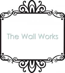 Frame A Wall Sticker Vinyl Decal The Wall Works