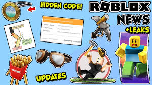ROBLOX NEWS: ROBLOX DOWN!, PRIME GAMING EXCLUSIVE ITEMS, LEAKS, UPDATES &  HIDDEN *FREE* ITEM CODE - YouTube