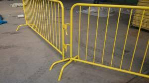 Pedestrian Barricade Fence Supplier Maitland Crowd Control Fencing Crowd Control Barriers For Sale 1100mm X 2200mm Barr For Sale Steel Fence Manufacturer From China 108084386