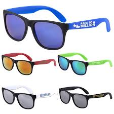 colored mirror tint sunglasses