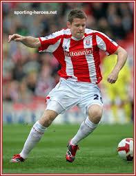 James BEATTIE - League appearances at Stoke. - Stoke City FC