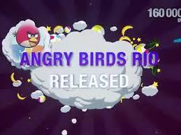 Angry Birds smashes half a billion downloads videosu - Dailymotion ...