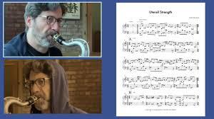 Ohad Talmor plays Utensil Strength by Matt Mitchell - YouTube