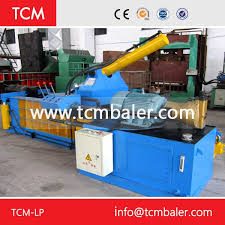can recycling baler from china export