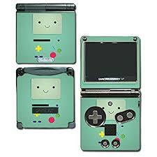 Bmo Beemo Adventure Time Game Boy Controller Video Game Vinyl Decal Skin Sticker Cover For Nintendo Gba Sp Gameboy Advance System Walmart Com Walmart Com