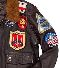 top g 1 leather flight jacket