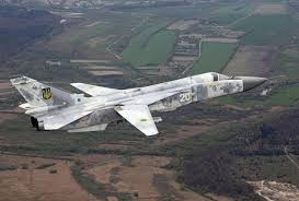 Ukrainian Af Su 24 Fencer Military Aircraft Air Fighter Fighter Jets