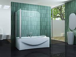 corner shower screen perinto for