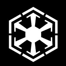 Amazon Com Sith Emblem 6 Vinyl Sticker Car Decal 6 White Automotive