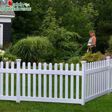 Plastic Picket Fence Plastic Picket Fence Suppliers And Manufacturers At Alibaba Com