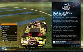 Harambe Decal For Breakout Rocket League Mods