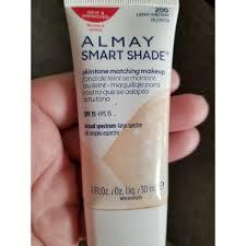 almay smart shade skintone matching