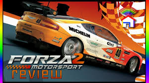 forza motorsport 2 review colourshed