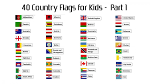 high resolution country flags with