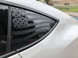 2010 2015 Camaro American Flag Decal Everything Vinyl Decal