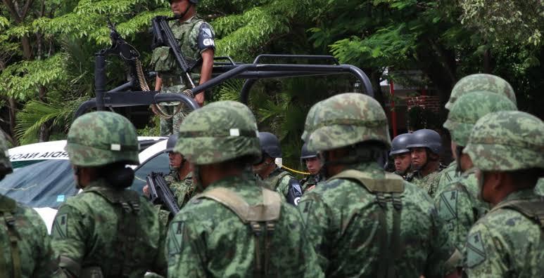 Resultado de imagen para enfrentamiento con el ejército mexicano mueren 15 en guerrero