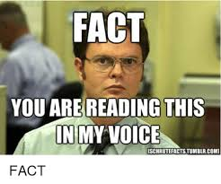 Image result for dwight schrute facts meme