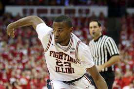 Illinois guard Aaron Jordan to participate in 5-game European exhibition  tour - The Champaign Room