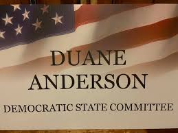 Duane Anderson for Democratic State Committee - Home | Facebook