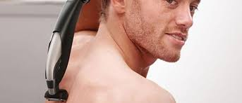 back hair removal how to shave your