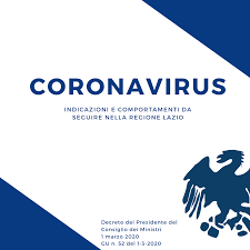 Coronavirus: ulteriori disposizioni in materia di contenimento e ...