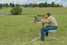 build your own shooting range guns