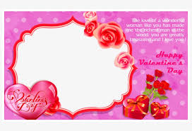 valentines day frame png pic