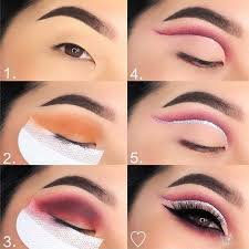 korean makeup eye