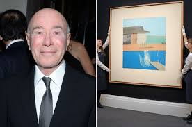 David Geffen buys $30M painting after selling home to Jeff Bezos