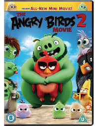 Amazon.com: The Angry Birds Movie 2 [DVD] [2019]: Movies & TV