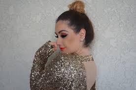 slay new years eve makeup tutorial