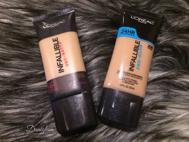 Image result for L'Oréal Infallible Pro-Glow Foundation