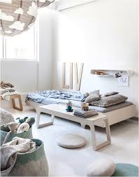 Kids Rooms Decorating With Natural Wood Petit Small