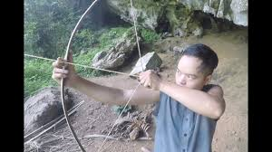 primitive skills bow and arrow made