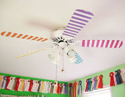 Ceiling Fan Painting Make It Fun In My Own Style