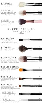 makeup brushes lindsey regan thorne