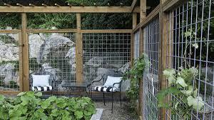 Deer Fence For The Garden Easy Inexpensive Sunny Side Design